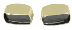 Photo of SightScope Reading Caps showing 'nub' for proper position of the cap on the SightScope.